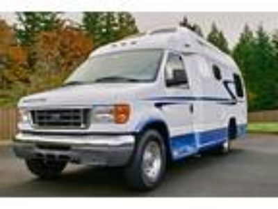2005 Pleasure-Way Excel TS 20' Wide Body Class B Van