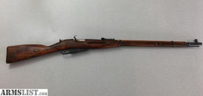 For Sale: Mosin 91/30 Round