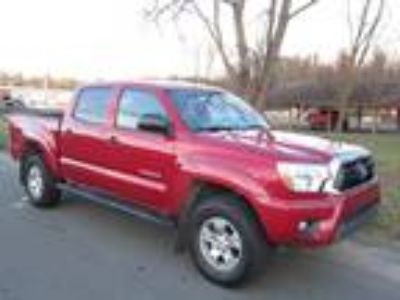 Used 2012 TOYOTA TACOMA For Sale