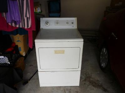 $100, Kenmore electric dryer