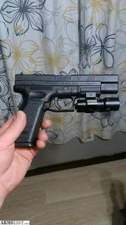 For Trade: Springfield XD 45 tactical
