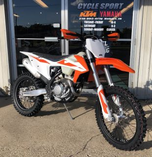 2019 KTM 250 XC-F Motorcycle Off Road Hobart, IN