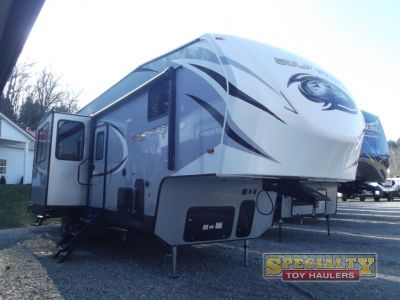 2018 Forest River Rv Cherokee Wolf Pack 325PACK13