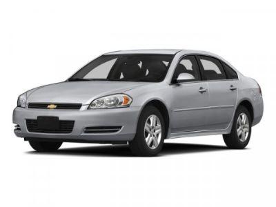 2015 Chevrolet Impala LS (Silver Ice Metallic)