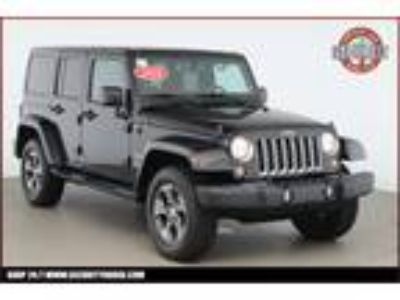 $29900.00 2016 JEEP Wrangler with 12482 miles!
