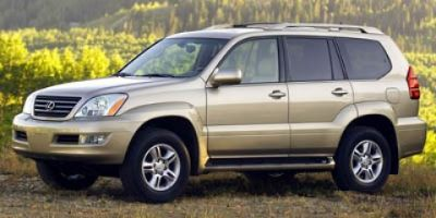 2005 Lexus GX 470 Base (White)