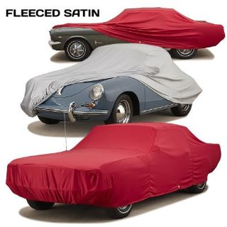 Purchase Corvette Convertible 68-77 2 Mirror Fleeced Satin custom made INDOOR Car Cover motorcycle in Pauls Valley, Oklahoma, United States, for US $272.00