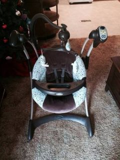 Baby swing for sale