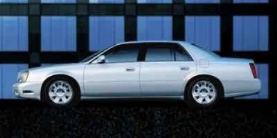 2004 Cadillac DeVille DTS (Light Platinum)