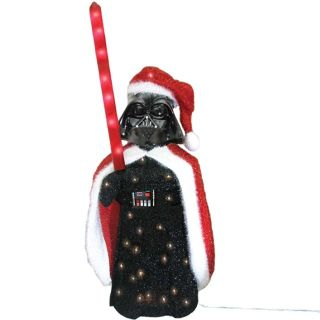 NEW 36 in. Star Wars Darth Vader Yard Decor
