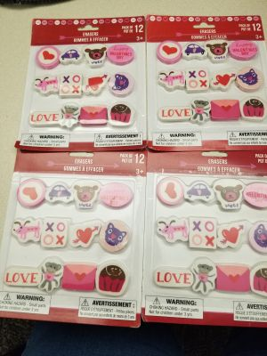 Erasers 2.00 for all