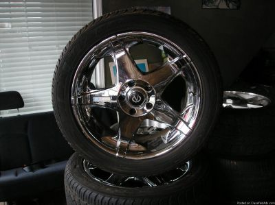 4 20 inch vouge WHEELS AND TIRES atlanta (with shipping available
