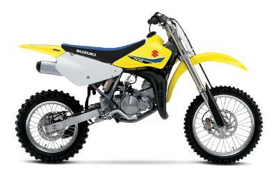2018 Suzuki RM85 Motocross Motorcycles Trevose, PA