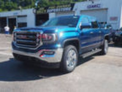 2018 GMC Sierra 1500 Blue, new