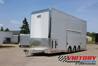 ATC 26' Aluminum Stacker with Escape Door