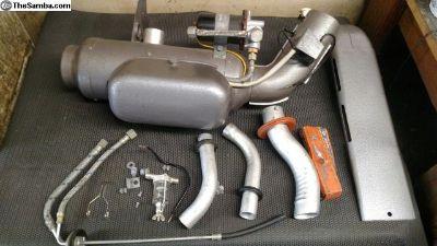 NOS Eberspacher gas heater 45-57 Beetle