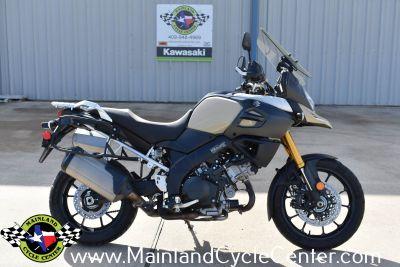 2014 Suzuki V-Strom 1000 ABS Dual Purpose Motorcycles La Marque, TX