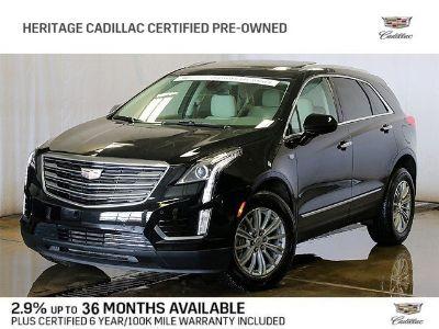 2019 Cadillac XT5 Luxury AWD (Black Metallic)