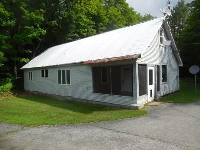 3 Bed 2 Bath Foreclosure Property in Woodbury, VT 05681 - Valley Lake Rd