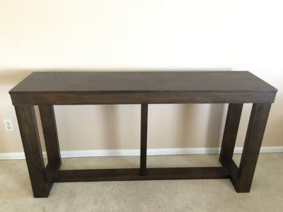 Bed End Table ..
