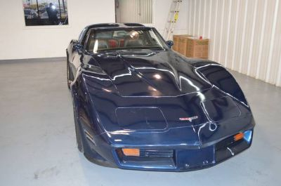 1980 Chevrolet Corvette 1980 Chevrolet Corvette MSD, chrome everything