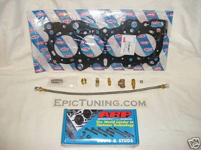 Sell Epic Tuning Complete LS VTEC kit with ARP headstuds B18 motorcycle in Allentown, Pennsylvania, US, for US $285.00