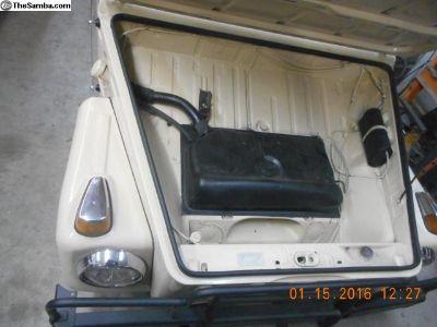VW Type 181 / Thing hood seal New