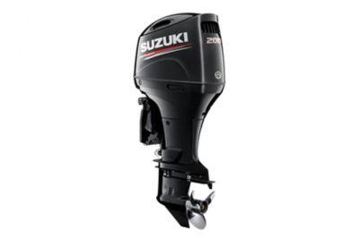 2018 Suzuki DF200ATL Shadow Black Metallic