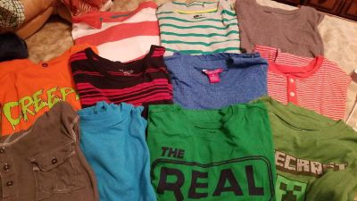 11 size 10/12 tops