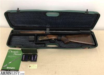 For Sale: Remington Premier Upland