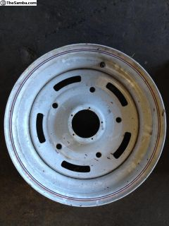 NOS Pacer painted wheel in the box