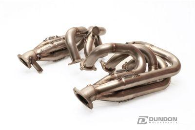 Dundon Motorsports 981 Cayman GT4/ Boxster Spyder Race Headers