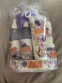 Lavender Bath/Spa Set