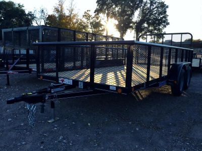 $2,399, 2015 Load Trail LT8316032 Utility Trailer