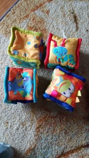 Bright stars sensory blocks