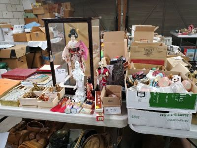 Huge Yard Sale! Two Fridays only - July 20th & 27th, 8:00-4:00p.m.