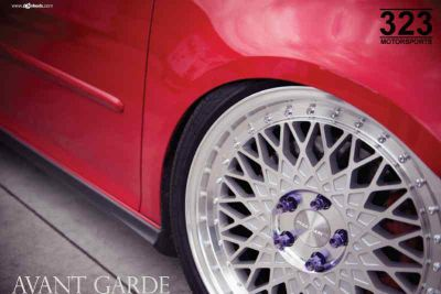 """Purchase 18"""" AVANT GARDE M220 MACHINE SILVER PRIUS HONDA 18X8 18X19 / 5X100 5X112 5X114.3 motorcycle in Los Angeles, California, US, for US $999.00"""