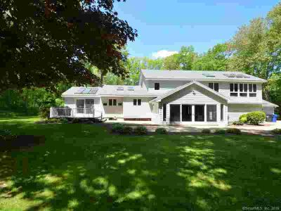 1 Laurel Drive Stafford Four BR, Wow! Quality built 1969 home