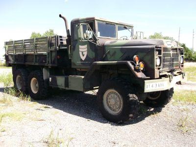AM GENERAL M923 5-TON 6X6 Military Cargo Truck