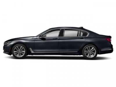 2019 BMW 7-Series 750i xDrive (Imperial Blue Metallic)