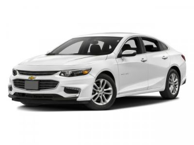 2017 Chevrolet Malibu LT (Summit White)