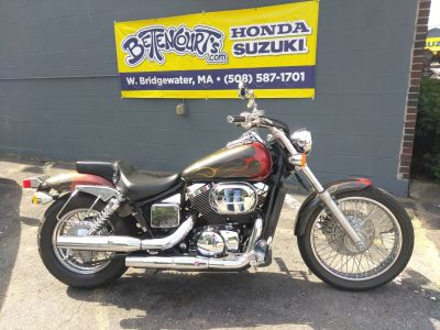 2003 Honda Shadow Spirit 750 Cruiser Motorcycles West Bridgewater, MA