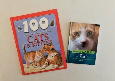 Books for the Cat Lover Price include both Books