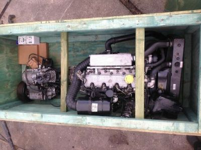 Find Land Rover Defender 300 TDi Engine, Trans, & T-case For Sale motorcycle in Big Bear Lake, California, United States, for US $10,000.00
