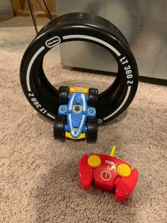 Little Tikes Race Car Wheel (Remote Controlled)
