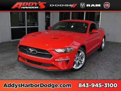 2018 Ford Mustang (Red)