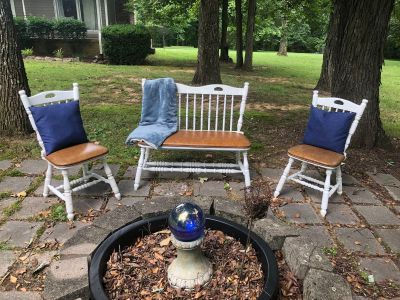 Vintage Garden / Patio Set