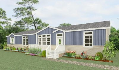 Modular Home and 5 Homosassa Acres