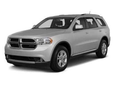 2013 Dodge Durango Crew (Brilliant Black Crystal Pearl)