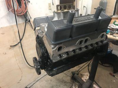 IMCA Spec Engine